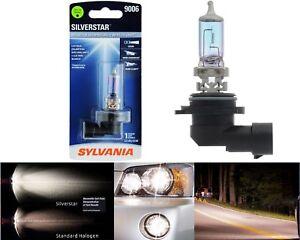 Sylvania Silverstar 9006 HB4 55W One Bulb Head Light Replace Upgrade Low Beam OE