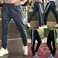 NEW Men Sport Athletic Trousers Casual Jogger Pants Training Running Sweatpants