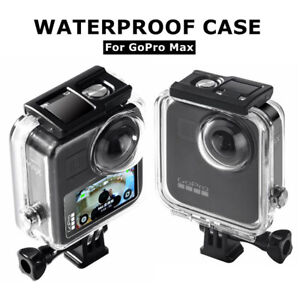 For GoPro Max 360 Panoramic Camera Accessory 40m Diving Waterproof Housing Case