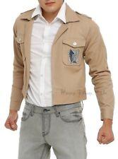 New Attack On Titan Scouting Legion Uniform Jacket Mens Size Medium Licensed USA