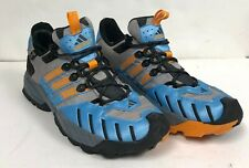 Adidas Trail Running Shoes with Adiprene, Adidry - Men's Size 10.5 US / 44 EUR