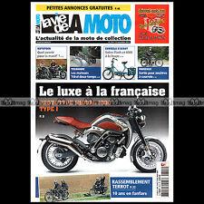 LA VIE DE LA MOTO LVM N°814 ★ VELOSOLEX SOLEX FLASH / 6000 ★ MIDUAL 1000, YDRAL