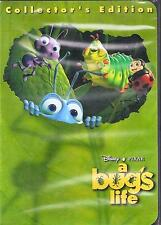 Disney*PIXAR - A BUG'S LIFE - Collector's Edition - new/sealed DVD