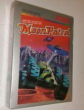 NUOVO MOON PATROL Gioco per Atari 2600 USA formato NTSC SCATOLA STILE #1 BOX NOT
