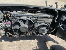 AUDI A3 TT VW GOLF GTI EOS LEON 2004-09 2.0 TFSI PETROL RADIATOR RAD PACK FANS