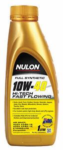 Nulon Full Synthetic Hi-Tech Engine Oil 10W-40 1L SYN10W40-1 fits BMW 2500 2....
