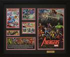 The Avengers Marvel Comics Limited Edition Framed Memorabilia (b)