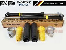 FOR FORD FIESTA MK7 08- REAR SHOCK ABSORBERS SHOCKERS STRUT MOUNT DUST COVER KIT