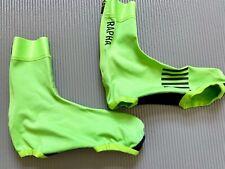 Rapha Pro Team Rain Overshoes, Medium, Green