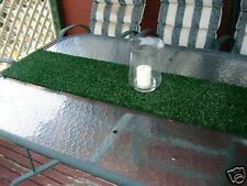 Synthetic grass table runner 1.20 m x 0.30