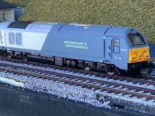 Dapol n gauge ND-101D Wrexham Shropshire Class 67 Dummy Ex Cond In Original Box