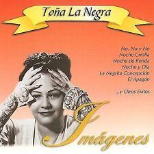 "Tona ""La Negra"" (Singer) (CD, Feb-2002, WEA Latina) LIKE NEW"