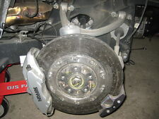 Ferrari 360 left rear suspension control arms spindle