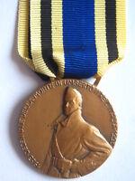 Medaglia esequie a Umberto 2 guardia d'onore al pantheon RARA