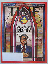 Time V180N15 - The Mormon Identity - 8-Oct-2012
