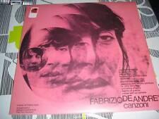 Fabrizio De Andre' - Canzoni - LP VINILE ROSA SIGILLATO