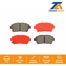 Front SIM Semi-Metallic Brake Pads Toyota Prius Scion xB xA Echo Celica MR2 iQ