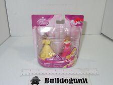 2008 New Disney Princess Set Figure Lot reative Designs Belle Aurora Beauty