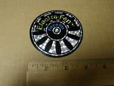 Electra-Fan vintage original Hot Rod drag racing Decal sticker prism flex-a-lite