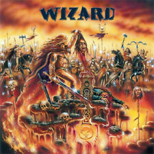 WIZARD Head of the Deceiver CD 11 tracks FACTORY SEALED NEW 2001 LMP SPV