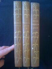 Parnasse satyrique du XIXème Siècle 175ex Reliure 3 volumes 1881 Rops Erotique