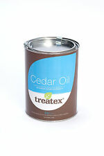 Treatex Exterior Cedar Oil 31380h  2.5 Ltr