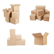 Cardboard Boxes Many Sizes Available Packing Mailing Moving Storagefree Ship