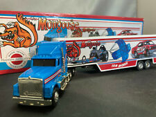 Ertl Tom McEwen NHRA The Mongoose Tractor Truck With Trailer 1/64 Scale Diecast
