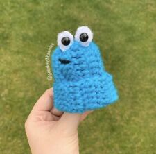 Gearknobbeanie Burk Trapdoor Mascot crochet knitted car accessories Beanies