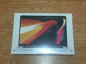 """*BRAND NEW SEALED* 16"""" 1TB SSD Apple MacBook Pro - Touch Bar - Silver - 16GB RAM"""
