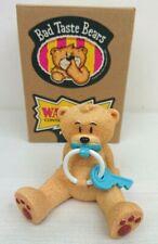 Bad Taste Bears Colección rington Azul Maniquí Oso-Con Caja Y Insertar