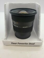 Sony DT 11-18mm F/4.5-5.6 Lens A-Mount EXCELLENT Cond. Please read  🙏