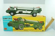 Corgi Toys No 1113 'Corporal' Guided Missile on Erector Vehicle - Great Britain