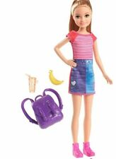 Barbie TEAM STACIE Doll and Accessories  - New