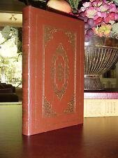 BOOK COMMON PRAYER  Easton Press DIDEON  RARE SIGNED FIRST EDITION FINE
