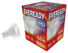 Eveready 5w (= 50w) Led GU10 Foco Lámpara Reflectora - Blanco Cálido / 3000k