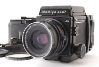 【Exc+5】 Mamiya RB67 Pro SD Medium Format Body w/ Sekor NB 90mm Lens From JAPAN