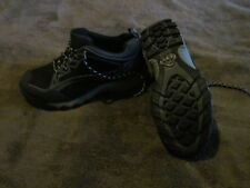Fabulous Pair Of Size 8 1/2W Wolverine Steel Toed Work Shoes - Maybe Worn Once