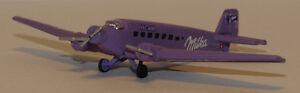 Herpa Wings 1:500 Milka Junkers Ju52 prod id 511933 released 2000