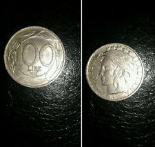 Italia moneta Repubblica del 1993 100 lire