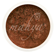 MAHYA Pure Vegan Mineral Makeup Eye Shadow Pigment LATTE Net Weight: 0.052 oz.
