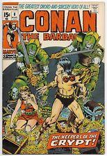 CONAN THE BARBARIAN #8 1971 ROY THOMAS BARRY WINDSOR-SMITH needs to be CGC ed