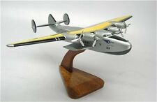 B-314 Pan-Am Clipper Boeing 314 Airplane Mahogany Kiln Dry Wood Model Small New
