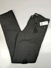 NEW $248 J BRAND Tyler Slim Fit Black Solace Distressed Jeans Sz 30x34  795