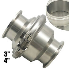 New listing Sanitary Stainless Steel Φ102mm Tri-Clamp Vertical Check Valve chemical industry