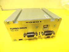 Oerlikon Laybold Vacuum Turbo Drive TD400 Frequency Converter 800073V008