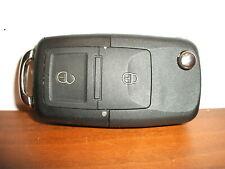 VW Funk Klapp Schlüssel   2 Tasten