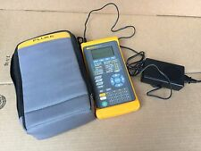 Good Fluke Networks E3Port PLUS Handheld E3/ATM Analyzer with Adapter and Case