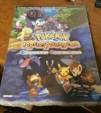 Pokemon mystery dungeon esploratori del tempo/oscurita guida ufficiale in ita