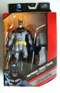 DC COMICS MULTIVERSE BATMAN ZERO YEAR action figure (2015 HTF!)
